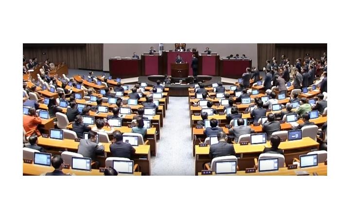 자유한국당 제외한 '4+...